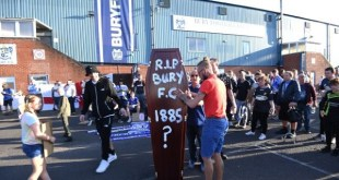 Season 2 Episode 4 - The EFL Bury Bad News