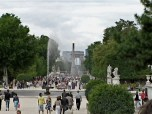 tuilleries to champs