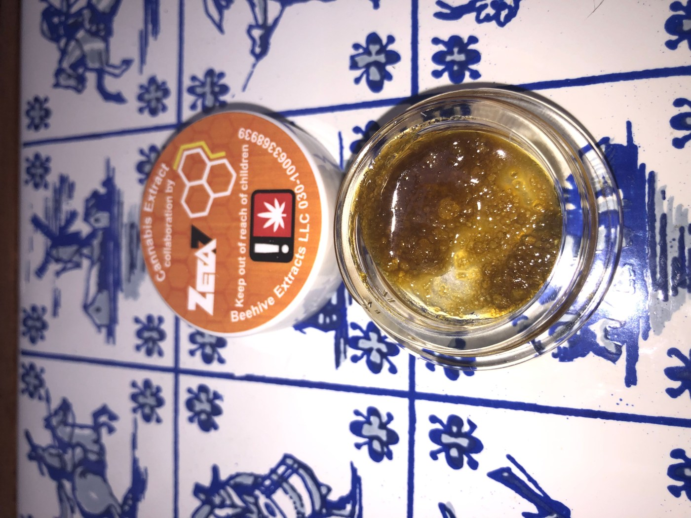 strawberry urkle live resin