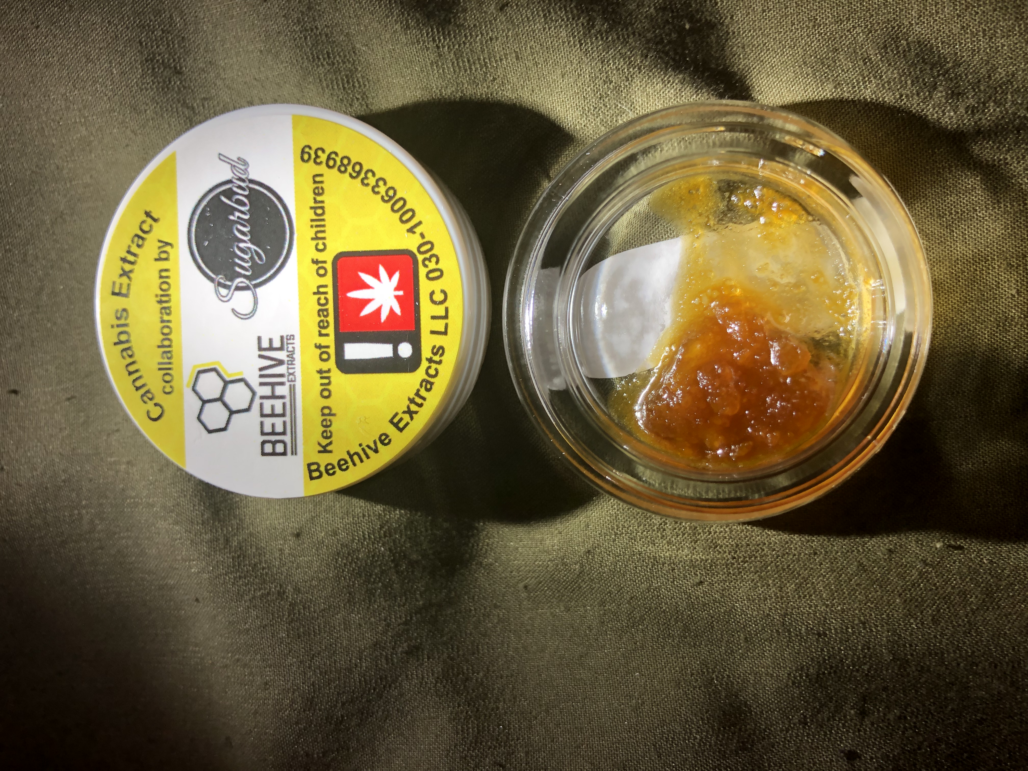 Grape Rhino Live Resin Review