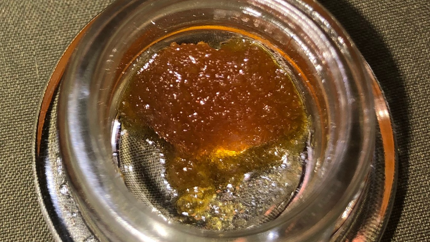 Lemongrass Live Resin