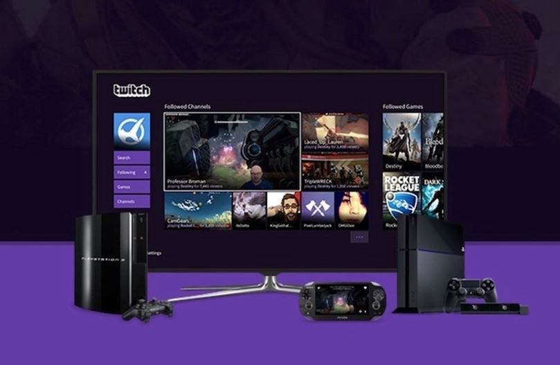 The Twitch App arrives on the PlayStation 4 today | Real Game Media