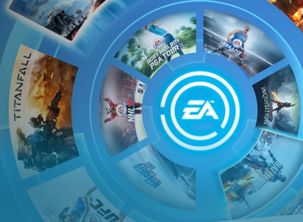 ea access how to download games