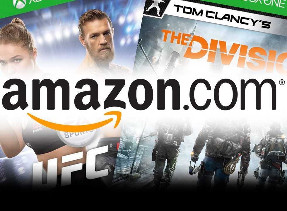amazon prime members get 20 off video game new releases and preorders real game media. Black Bedroom Furniture Sets. Home Design Ideas