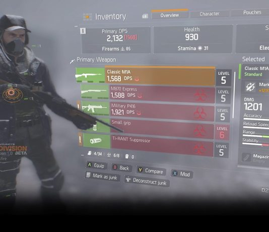 the division, tom clancy, update info