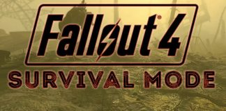 fallout 4, survival mode, new, information