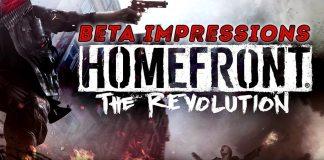 homefront the revolution scroller