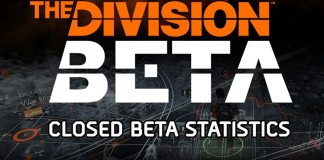 the division, tom clancy, stats, infographics, beta