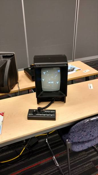 Vectrex - Memory from the 80s