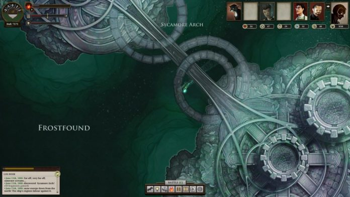 SunlessSea screencap