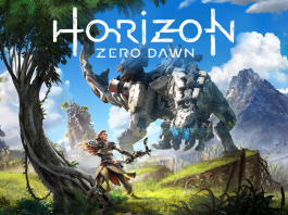 Horizon Zero Dawn's story