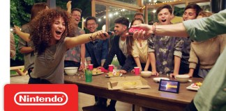 Nintendo Switch Super Bowl