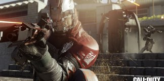 Infinite Warfare (above) didn't meet expectations, Activision hopes Call of Duty 2017 will
