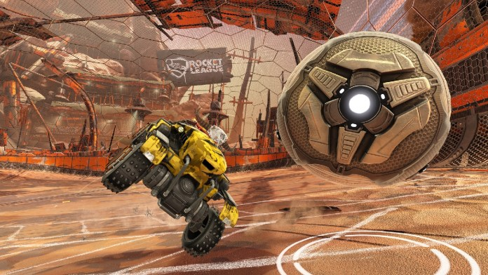 Rocket League is getting PS4 Pro Support