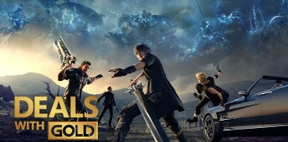 Sales on Survival Horror and Final Fantasy Lead this Deals with Gold
