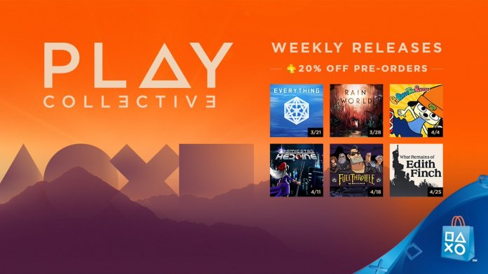 Real Game Media PSN weekly sales March 14th 2017. Deal of the week : Play Collective