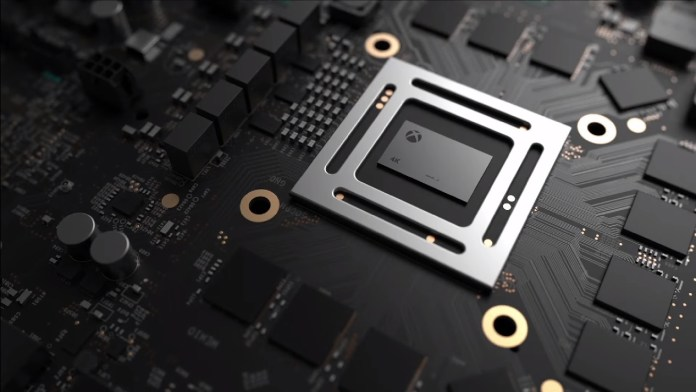 Project Scorpio Pre-Order Info Page is Live