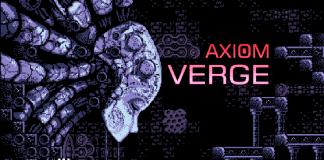 Axiom Verge Nintendo Switch