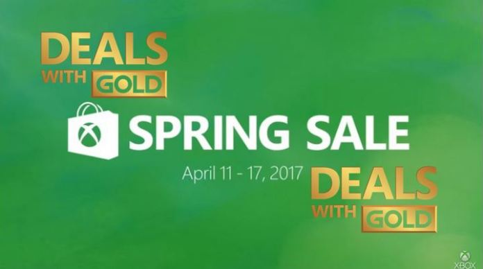 This Week's Deals with Gold Includes the Massive Xbox Spring Sale