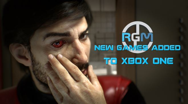 16 new Xbox One games