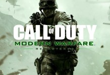 Modern Warfare remaster