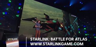 E3 2017 Starlink