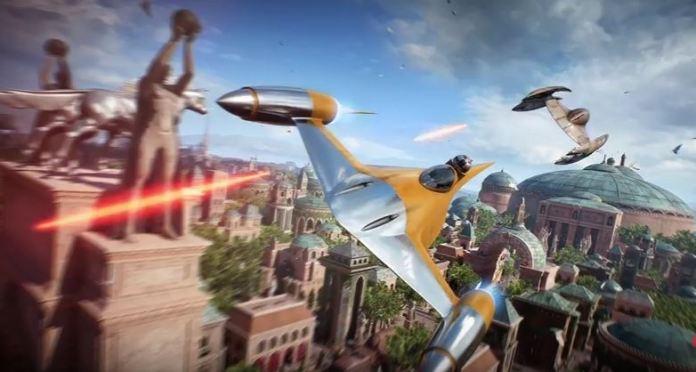 E3 2017 Star Wars Battlefront
