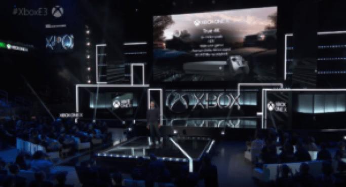 E3 2017 Project Scorpio