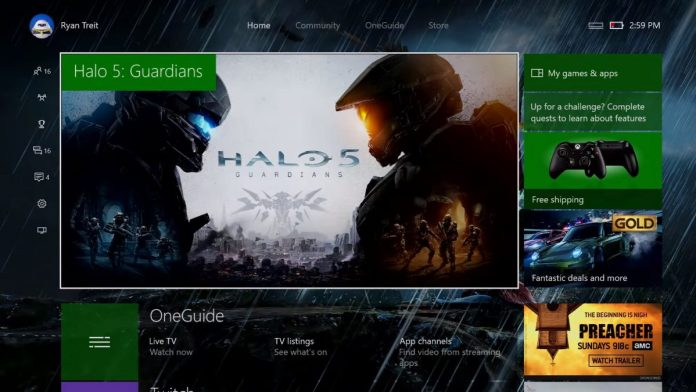 Xbox One System Software