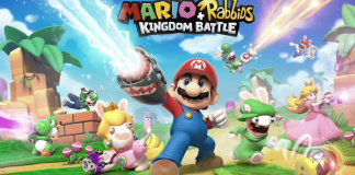 Mario & Rabbids: Kingdom Battle