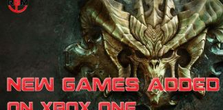 new Xbox One games