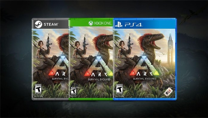 Ark: Survival Evolved release date