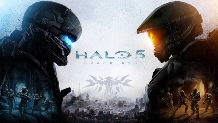 Halo 5: Guardians Xbox One X