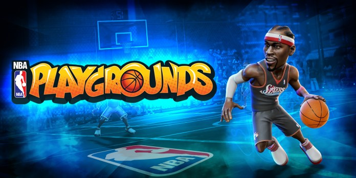 NBA Playgrounds on Switch