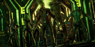 Guardians of the Galaxy Episode Three