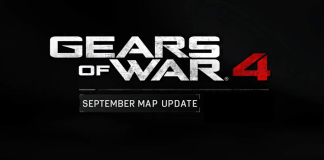 Gears of War 4 September Update
