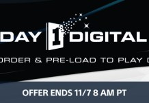 Fall 2017 PSN Day 1 Digital Sale
