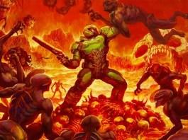 Doom arrives on Nintendo Switch