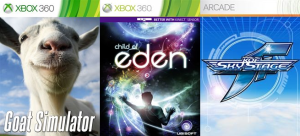 New Xbox Backwards Compatible