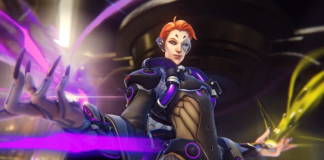 Moira is coming to Overwatch