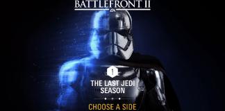 The Last Jedi Season