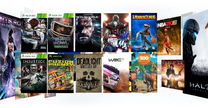 January 2018 Xbox Game Pass
