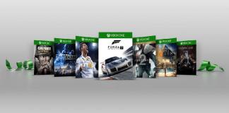 Xbox Countdown 2017 sale