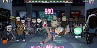Floor Kids: a breakdance battle rhythm game