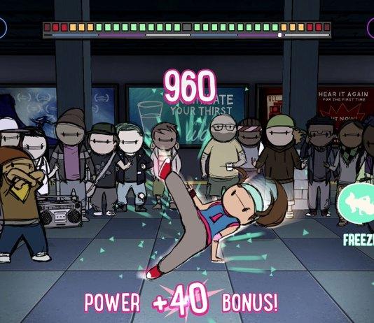 Floor Kids: a breakdance battle rhythm game