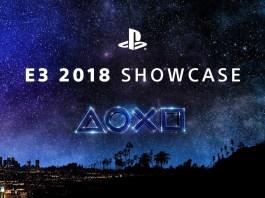 E3 2018 Sony Showcase