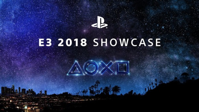 E3 2018 Sony Showcase