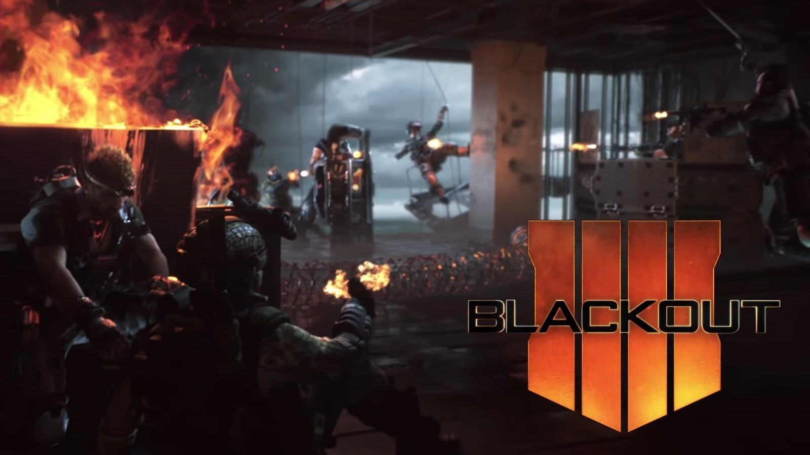Call Of Duty Black Ops 4 Blackout Trailer And Upcoming
