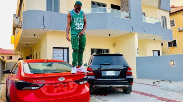 Zlatan Buys New Car And A House On The Same Day | LEGIT9JA - Music and More
