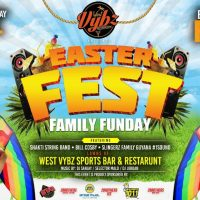 SLINGERZ FAMILY LIVE AT WEST VYBZ SPORTS BAR 2ND APRIL 2018
